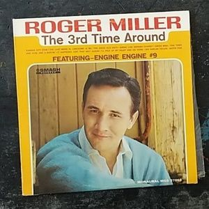 Other - Roger Miller The 3rd Time Around Record Album